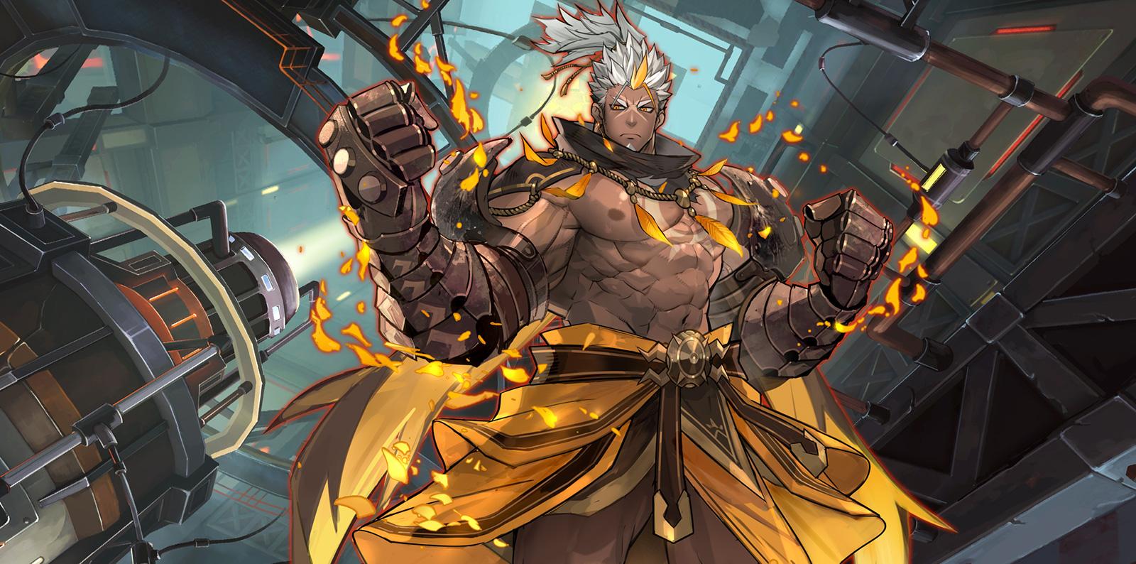 4月23日更新公告:2周年慶、新蓋伊空、靈體禮服裝扮-chouka_The_Iron_Fist_of_black_fire0.jpg